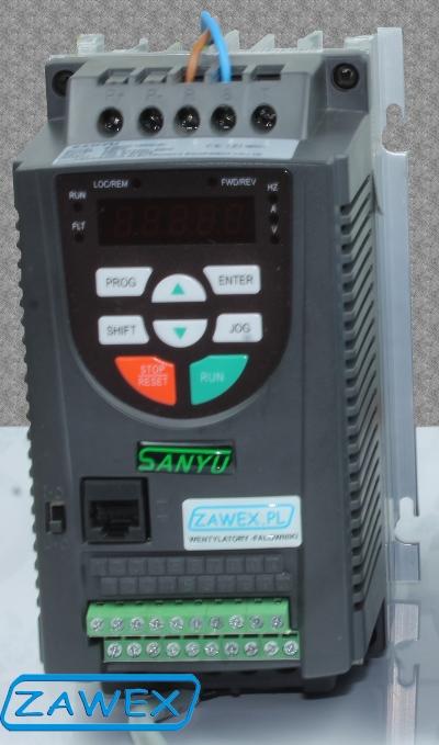 falownik firmy sanyu serii sy8000
