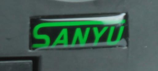 SANYU - logo