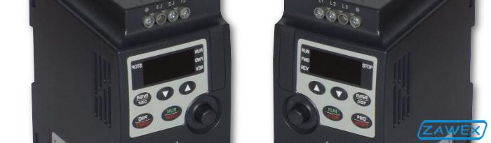 Przemienniki częstotliwości SANYU SX1000
